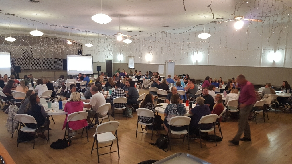 2019-20in-swrvice at Wheatlan Community Hall