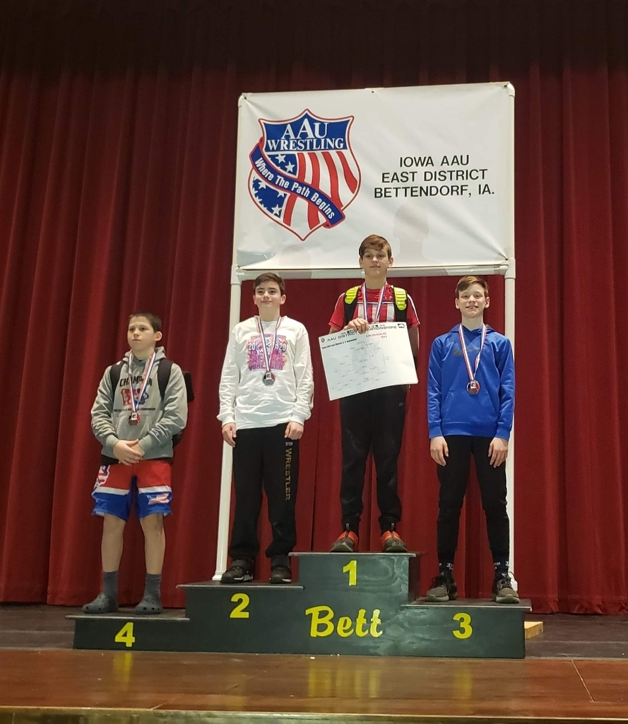 wrestling qualifier