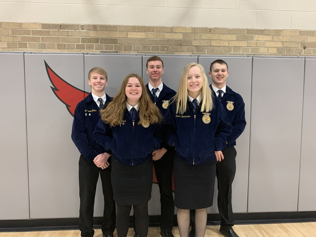 Parliamentary Procedure team
