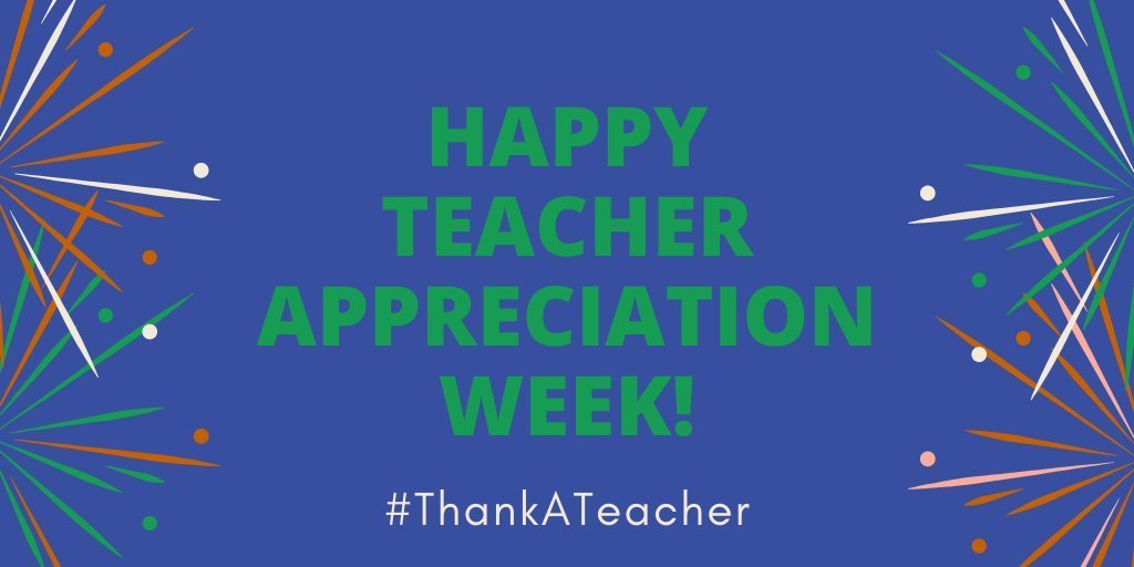 Wednesday Teacher Week